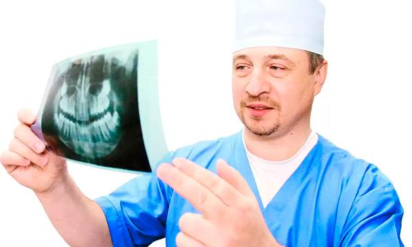 Челюстно-лицевой хирург
