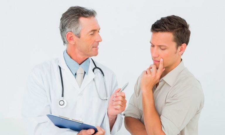 Беседа с венерологом