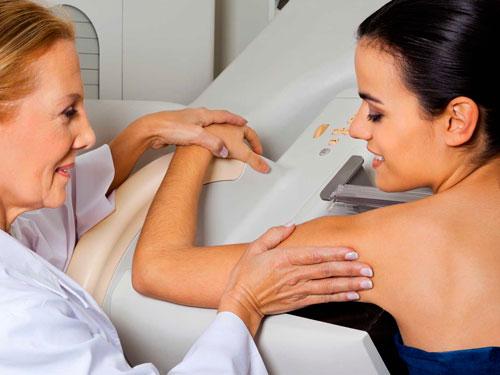 Маммография в СПБ