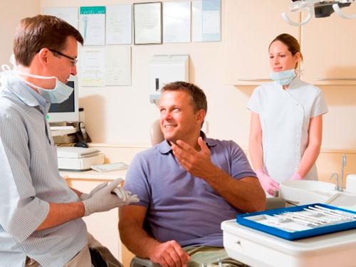 Запись на прием к врачу стоматологу