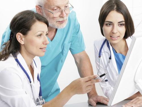 Запись к врачу через интернет Московская область
