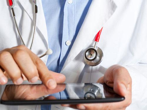 Запись к врачу в электронном виде