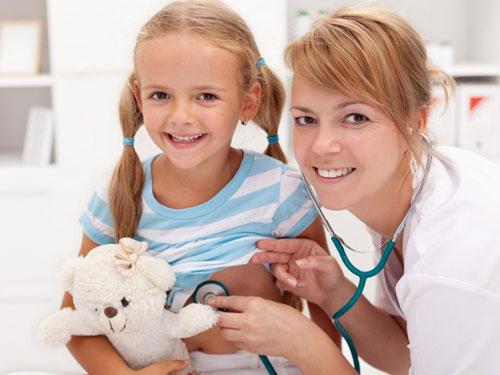 Хороший детский гинеколог