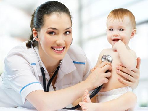 Запись к детскому врачу онлайн