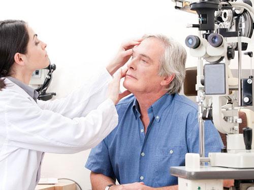 Запись к врачу офтальмологу