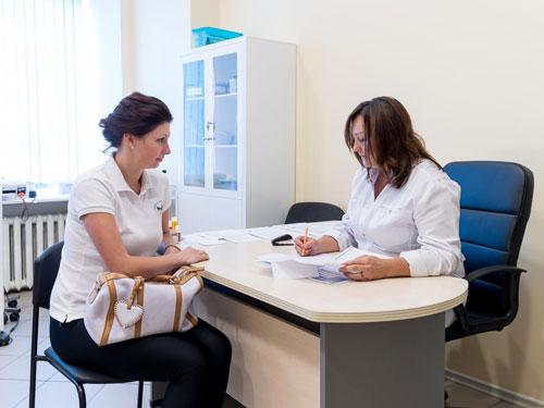 Хороший гинеколог в Воронеже