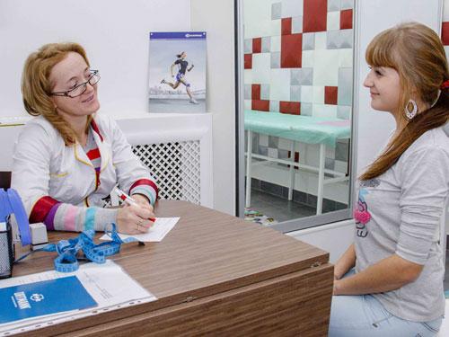 Найти городскую поликлинику по адресу прописки в москве