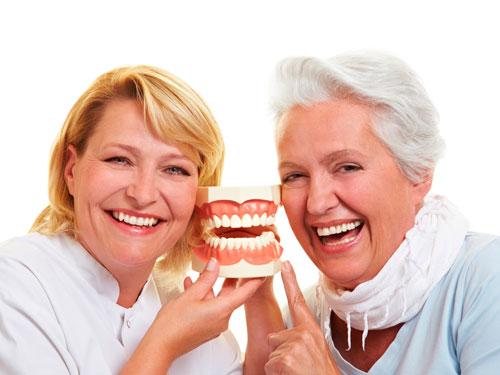 Имплантация зубов Мытищи