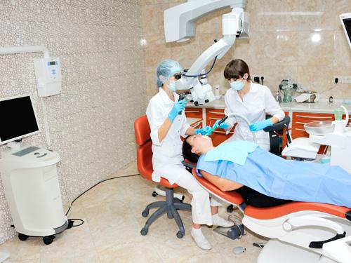 Семейная стоматология Челябинск
