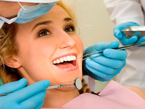 Протезирование зубов Химки