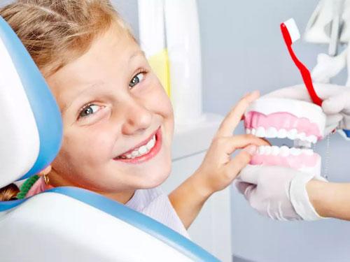 Лечение зубов под закисью азота у детей