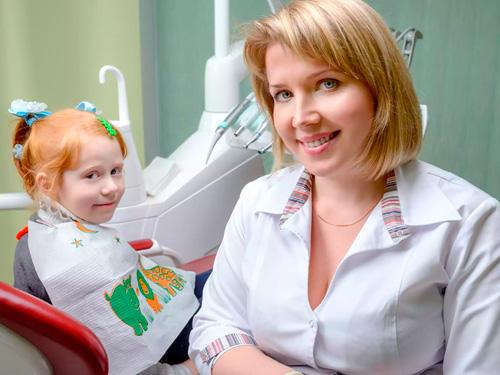 Детская стоматология Митино