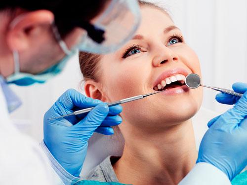 Скол зуба лечение цена
