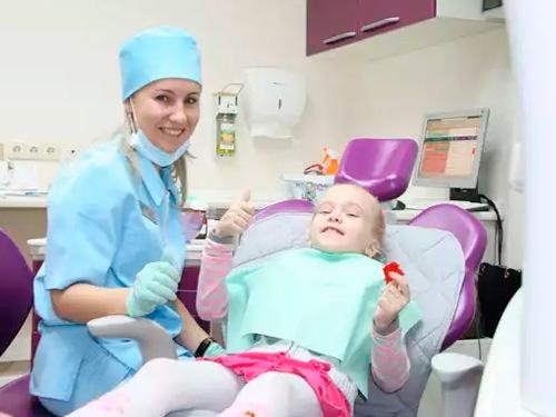Лечение зубов под наркозом у детей Новосибирск