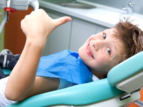 Лечение зубов с седацией детям
