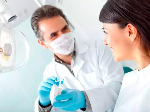 Протезирование зубов в Зеленограде