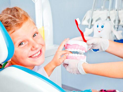 Детский стоматолог Воронеж