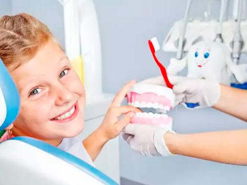 Детский стоматолог Новосибирск