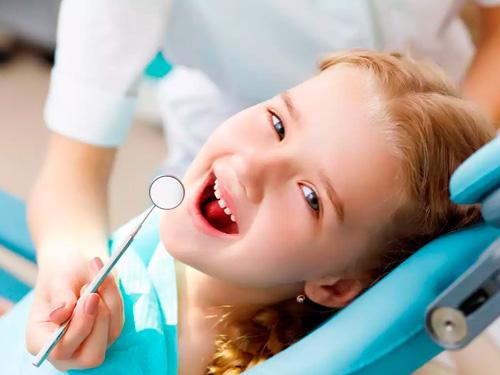 Детский стоматолог в СПб
