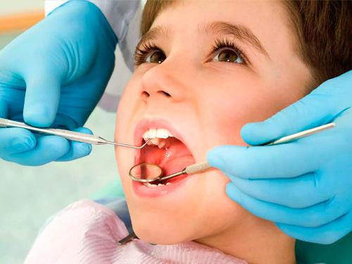 Детский стоматолог Казань