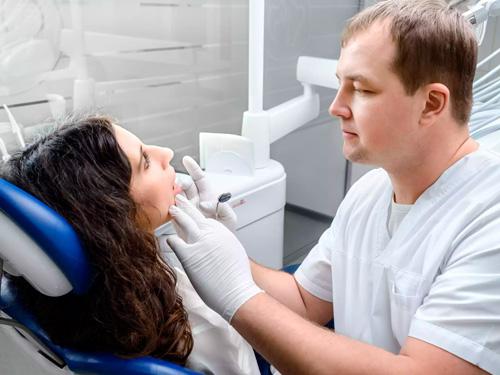 Лечение зубов лазером в Москве