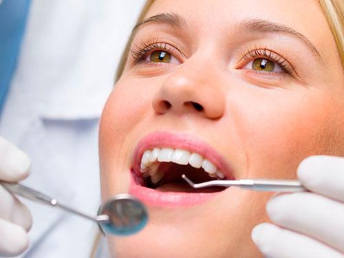 Отбеливание зуба изнутри