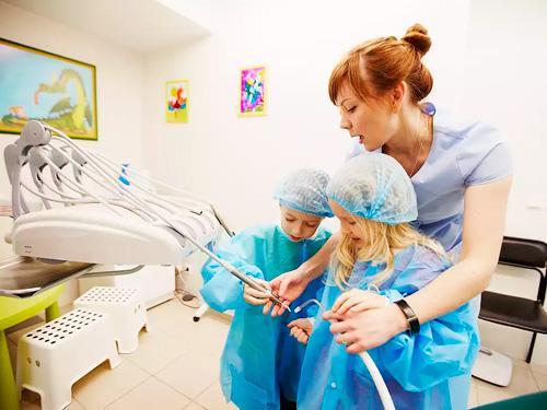 Детский стоматолог Раменское