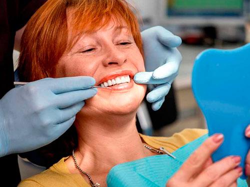 Протезирование зубов в Электростали