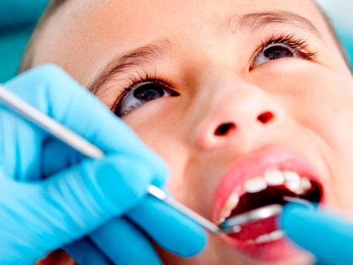 Удалить молочный зуб ребенку цена