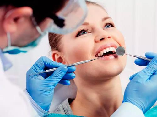 Протезирование зубов в Самаре цены