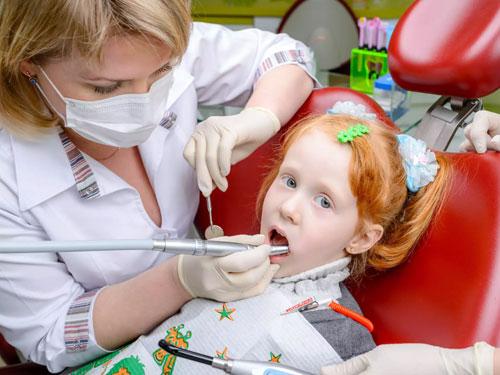 Детский стоматолог Пушкино