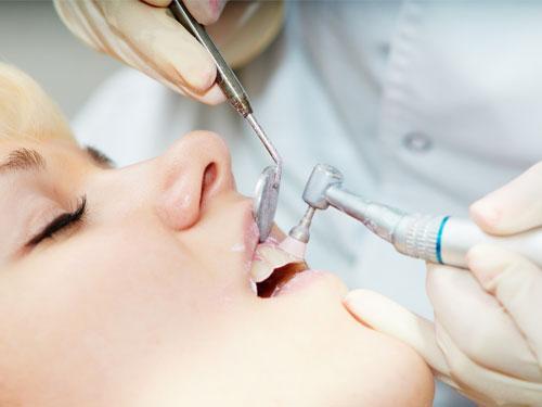 Ультразвуковая чистка зубов цена Москва