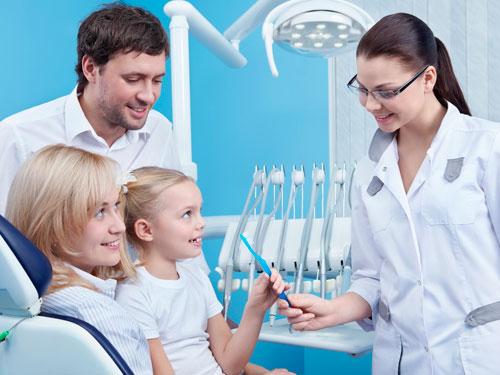 Скобы для зубов для детей