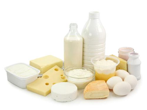 Можно ли при молочнице есть молочные продукты